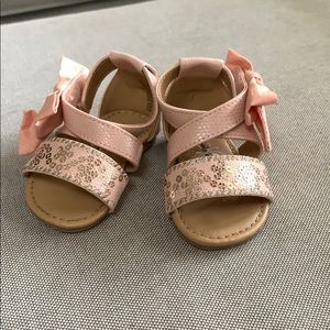 Baby girl dress up sandals